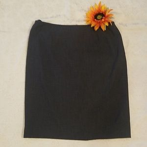 Basic grey skirt by Calvin Klein